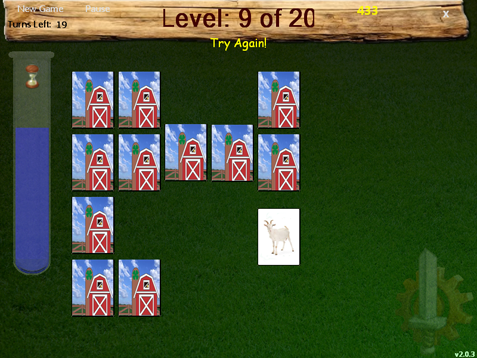 Level 9.<br /><a href='http://lastend.com/Download/Games/LuckyFarm.aspx'>DOWNLOAD</a>